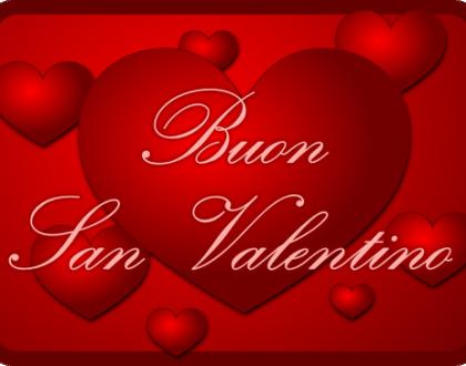 Buon San Valentino...!!!